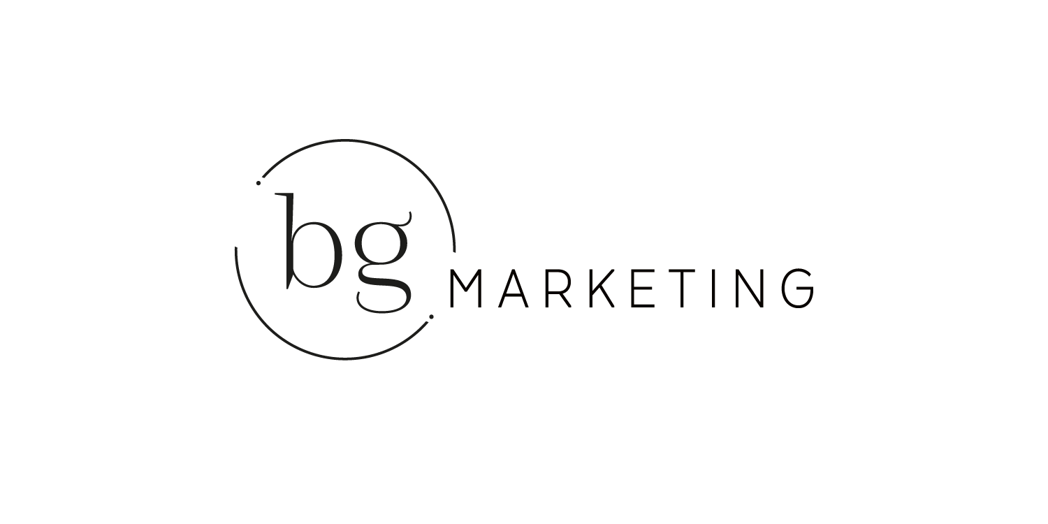 Logo de bg marketing | Sandrine Pilloud