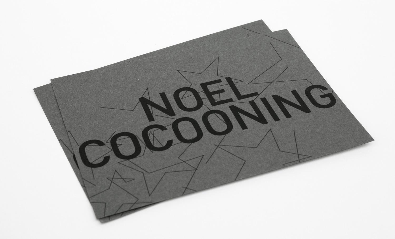Graphisme d'un flyer pour une exposition de l'Atelier Hèliconie | Sandrine Pilloud