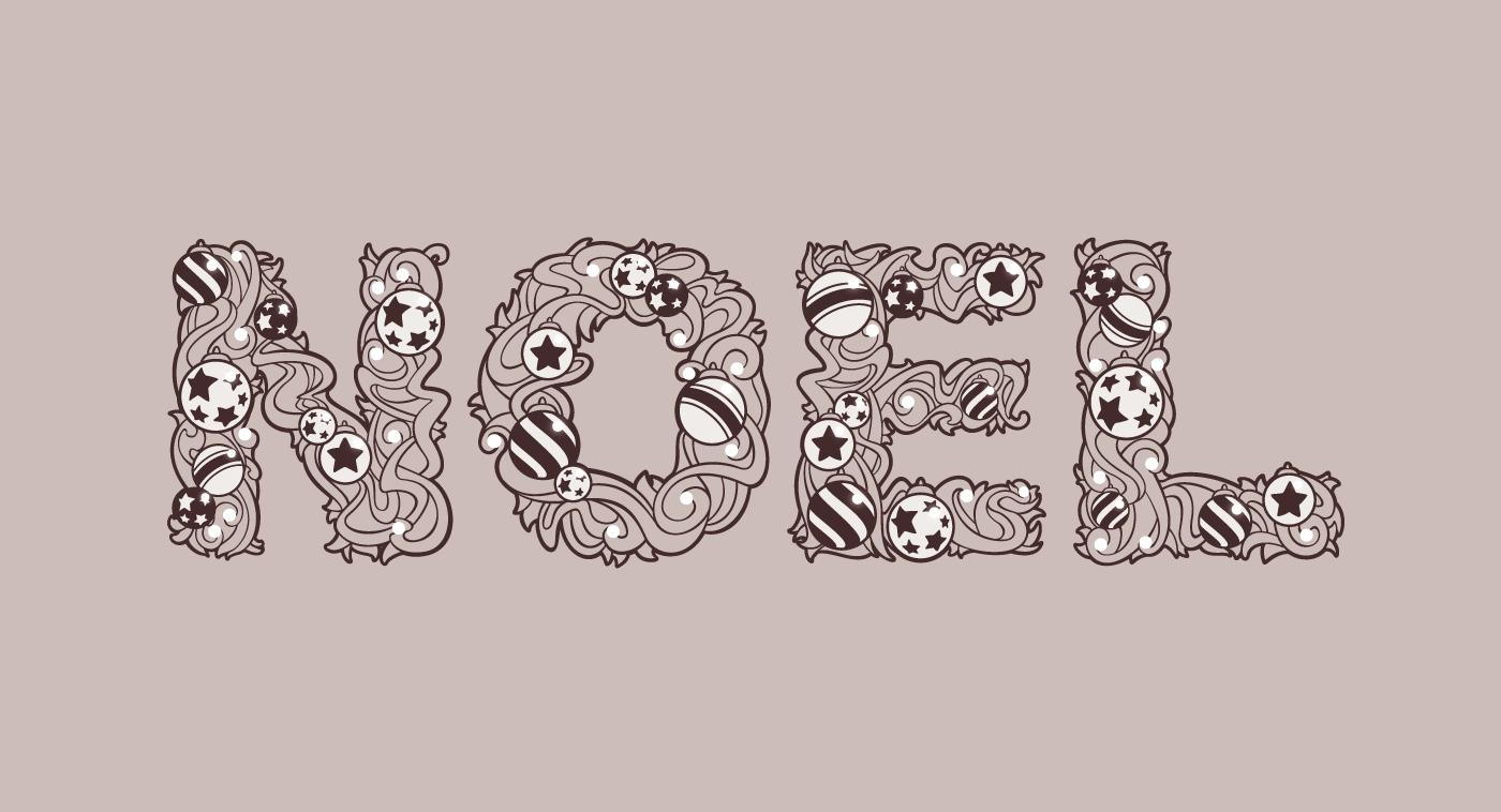 Graphisme de Sandrine Pilloud | Réalisation d'une typographie à la main