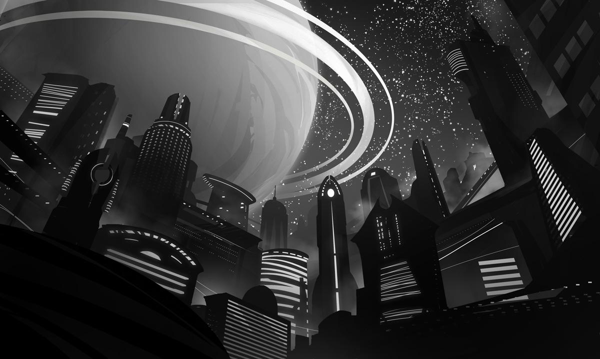 Game Art de Sandrine Pilloud | Asylamba jeu vidéo